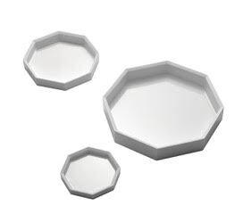 has octagon  プレート M