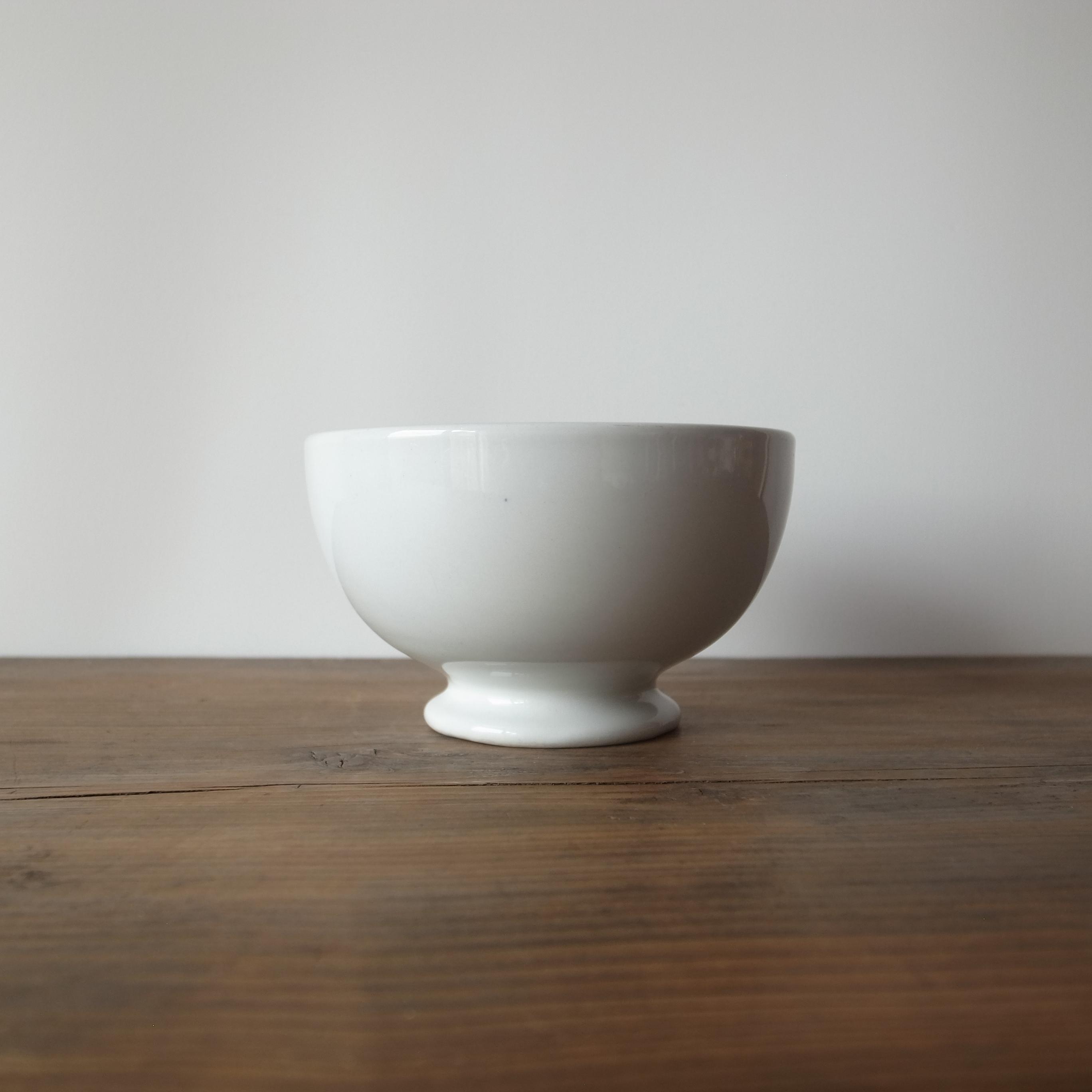 ARABIA / white bowl