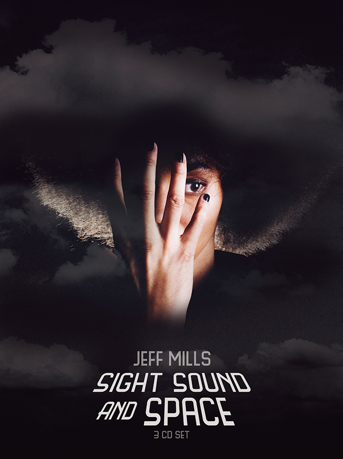 Jeff Mills - 『 Sight Sound And Space』 - 画像1
