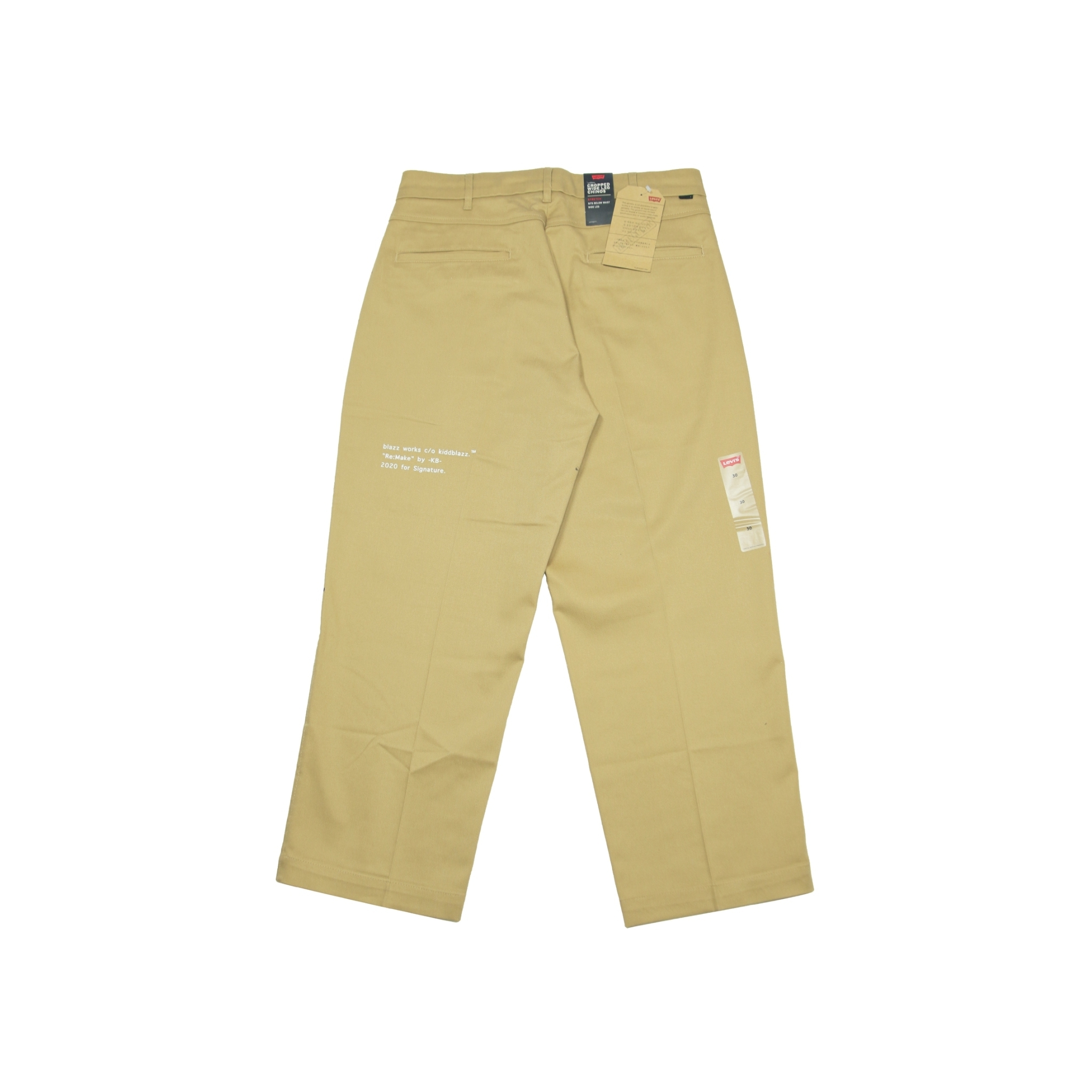 KB Levi's PAINT WIDE CHINO [KHAKI]