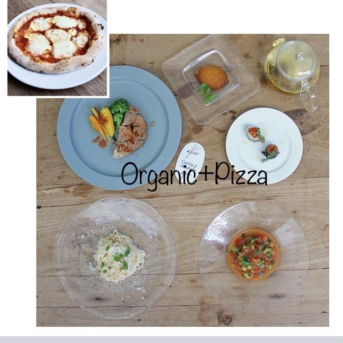 7-8月オーガニックコース+PIZZA