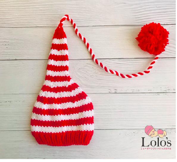 ざっくりかぶる♡クリスマス帽子