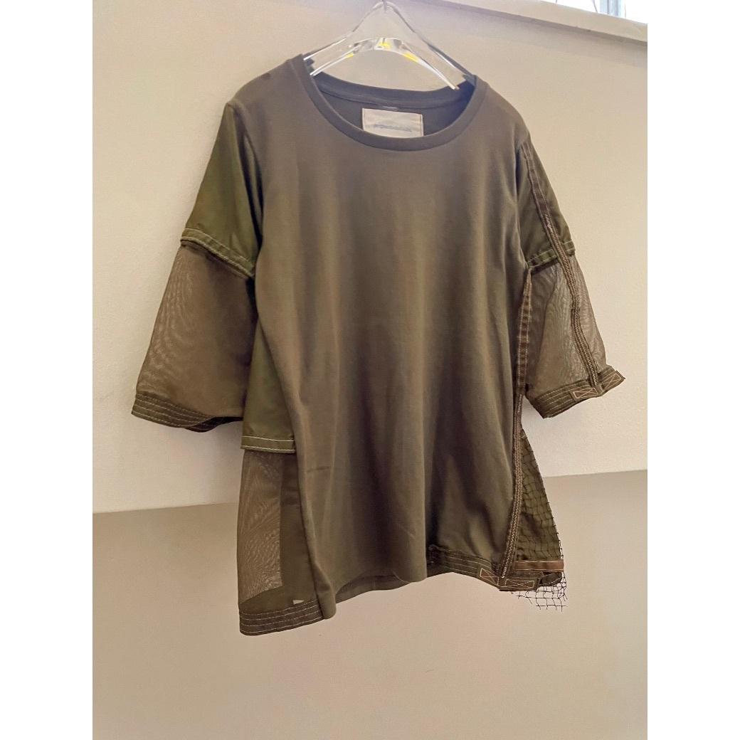 【sandglass】custom Tshirt(No.05) / 【サンドグラス】カスタム Tシャツ(No.05)