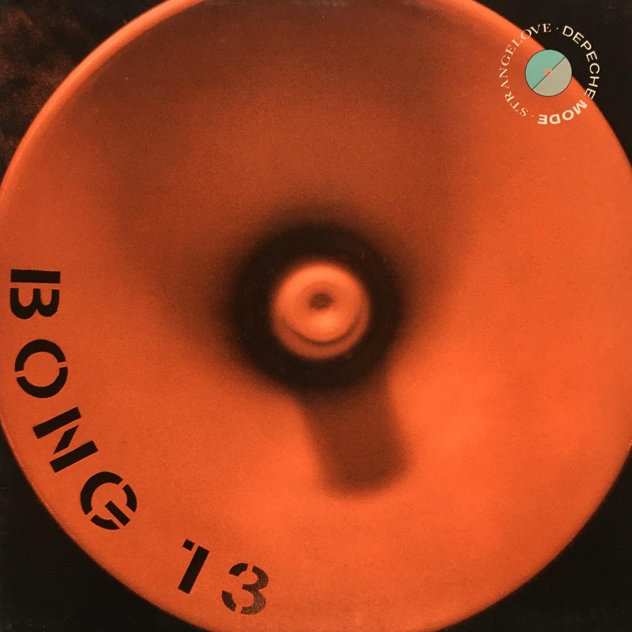 【12inch・英盤】Depeche Mode /  Strangelove (Maxi-Mix)