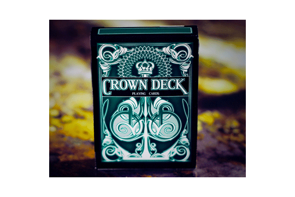 The Crown Deck (GREEN) from The Blue Crown