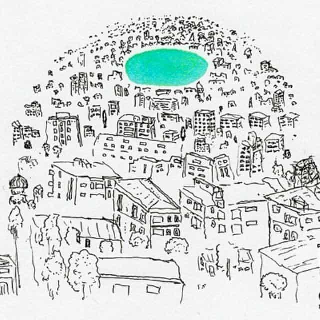 三井未来 - 湖 EP (CD-R)