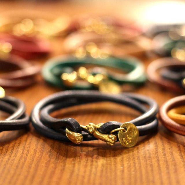 Manekineko Bracelet 【Cramp × Lilac】