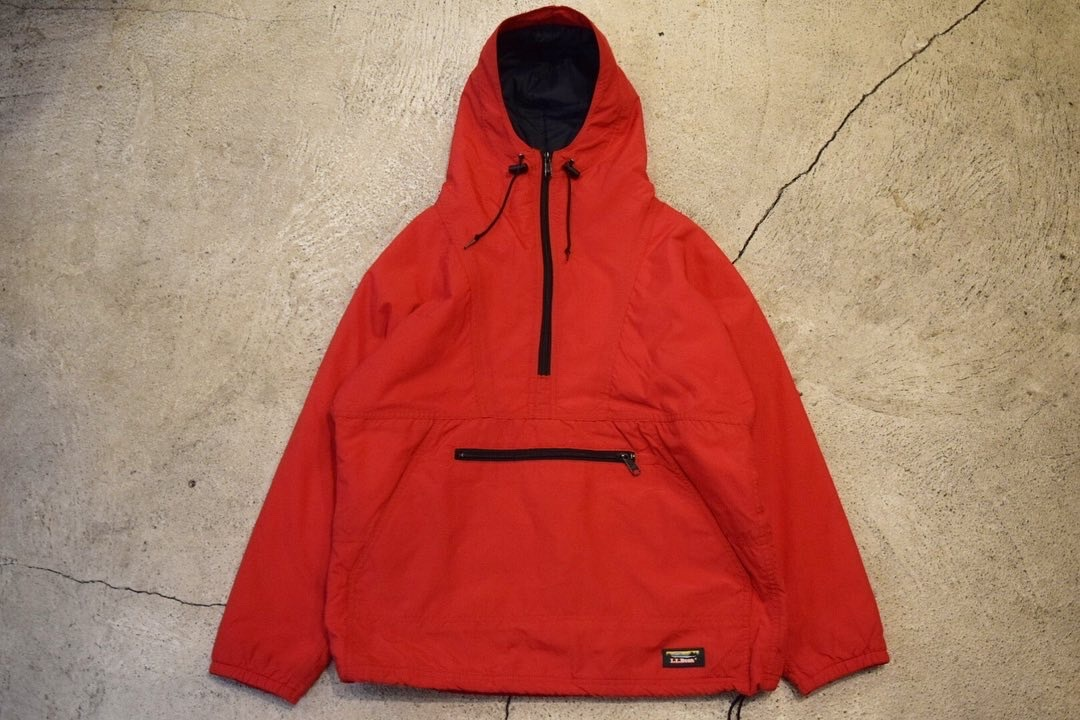 USED 90s L.L.bean Thinsulate Anorak parka -Women S J0634