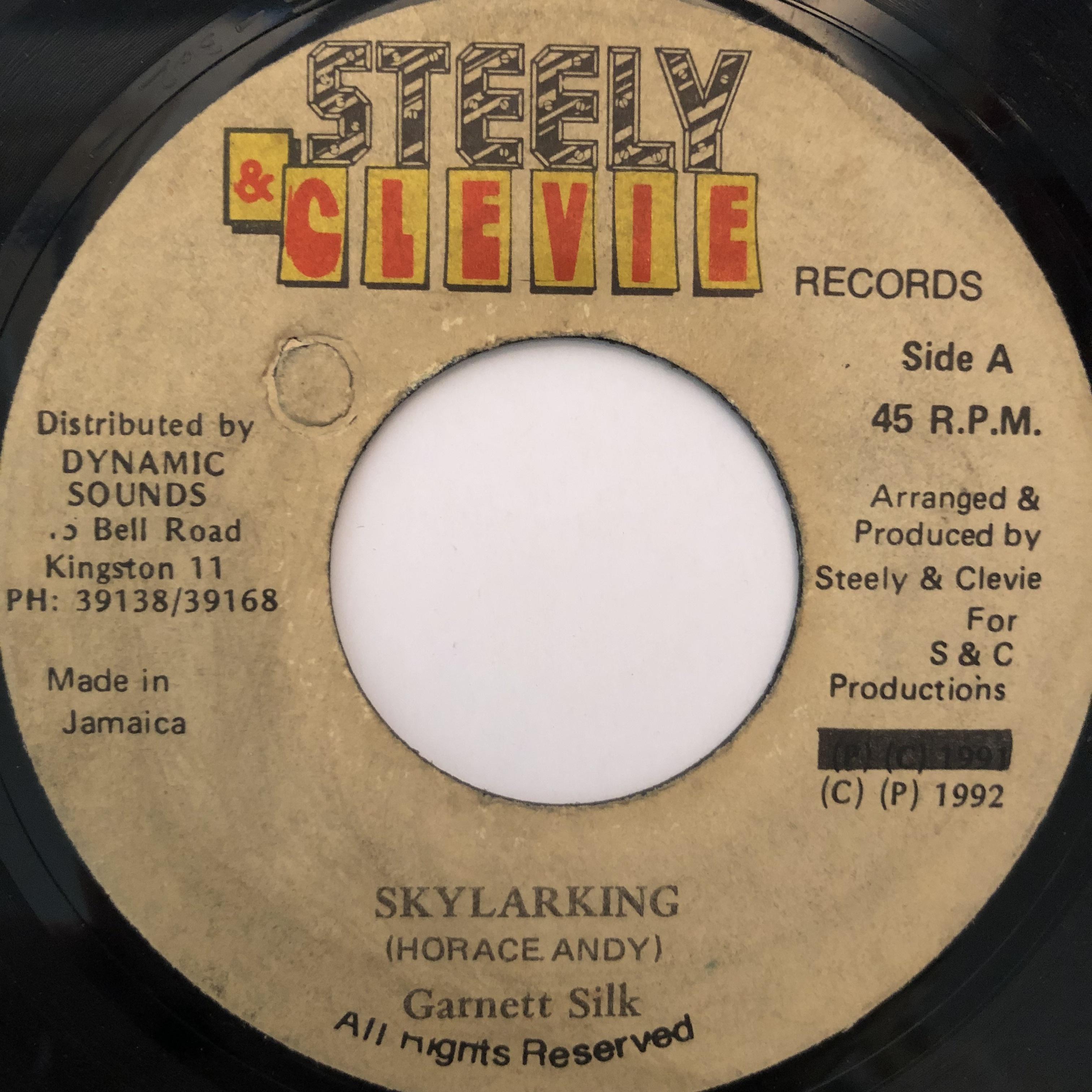 Garnett Silk(ガーネットシルク) - Skylarking【7-20258】