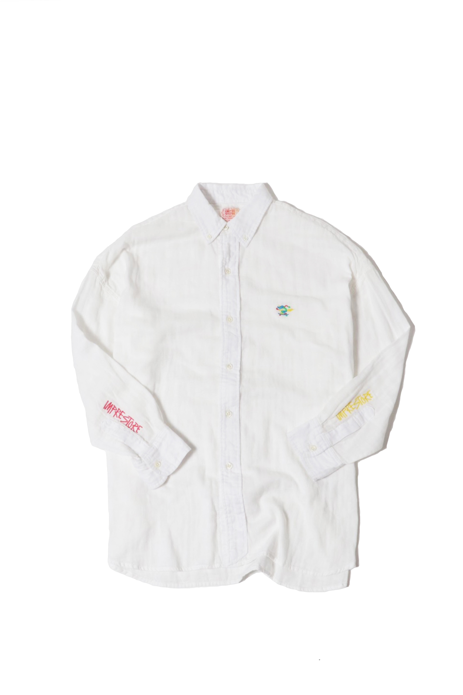 Doublegauze buttondown shirt