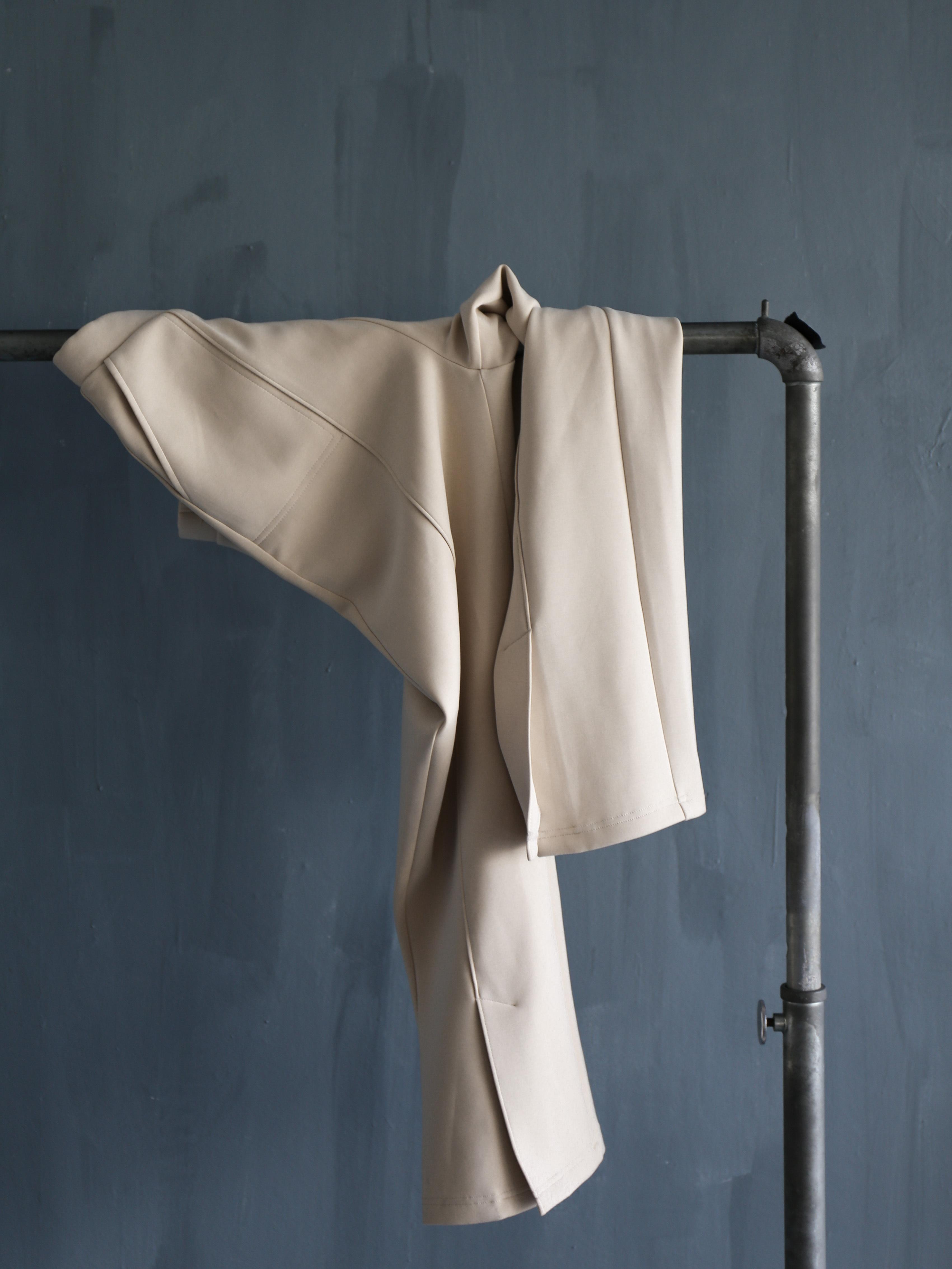 bonding slit pants(ivory)