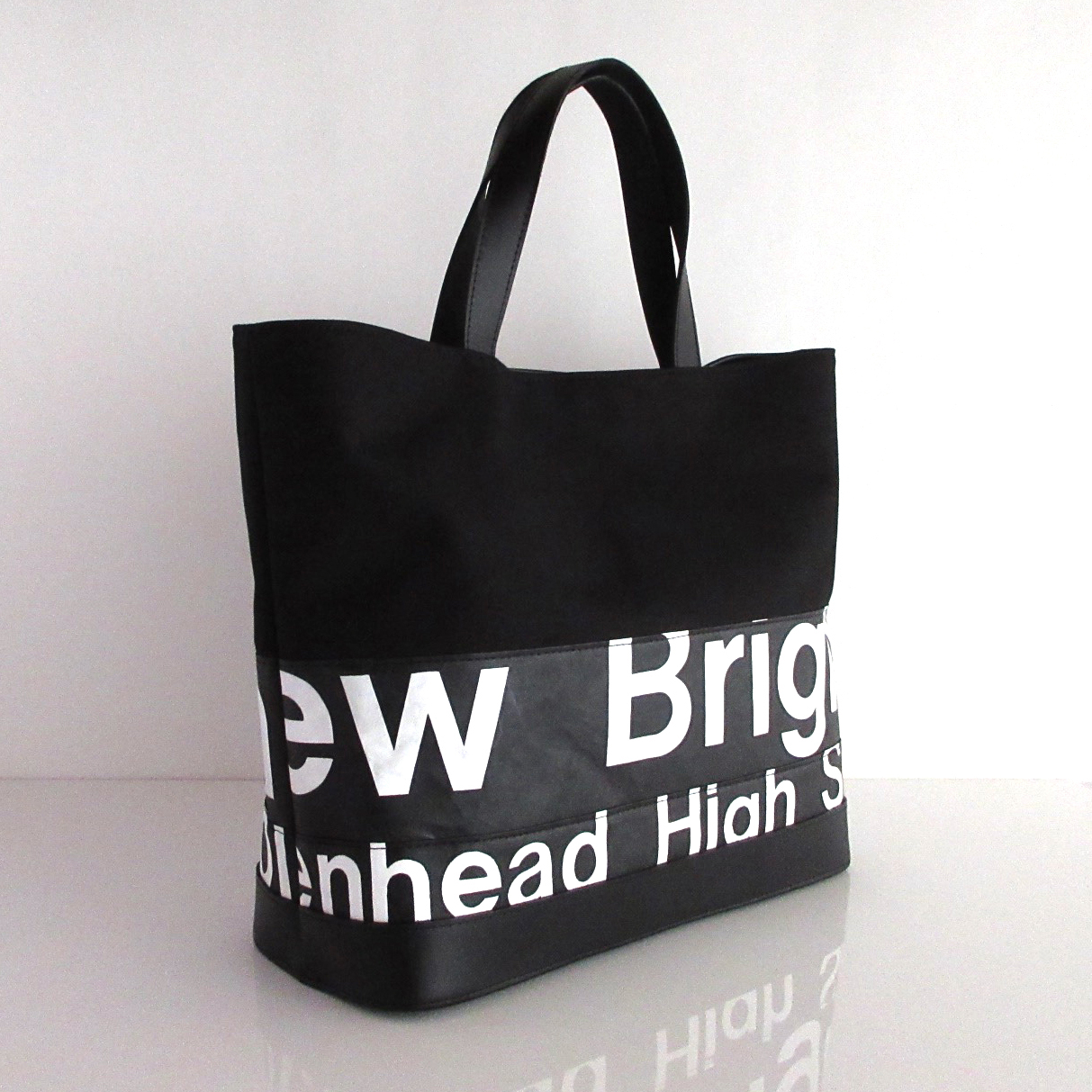 Tote Bag (S) / Black  TSB-0028
