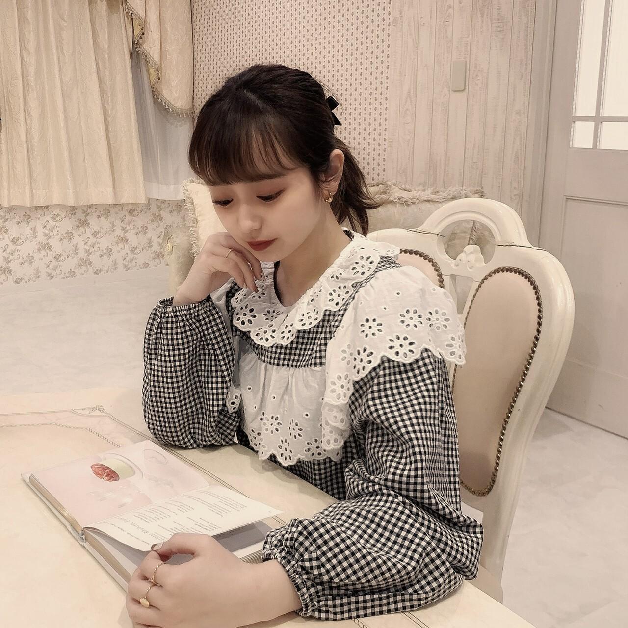 【meltie】natalie blouse