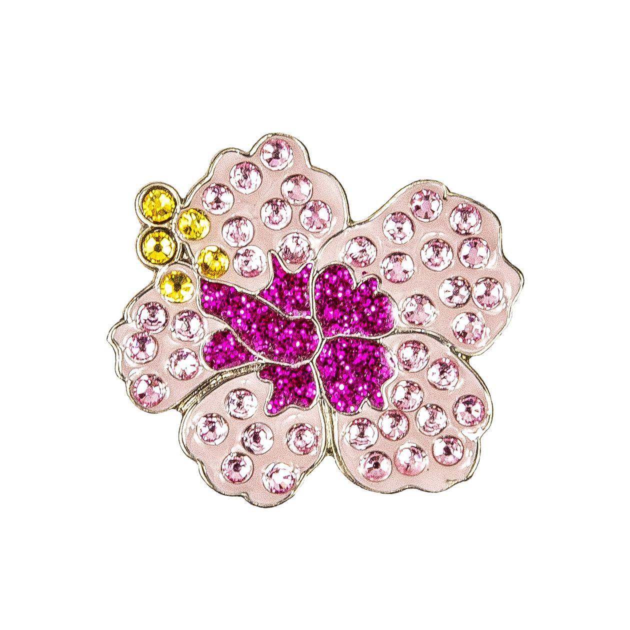 7. Hibiscus Pink