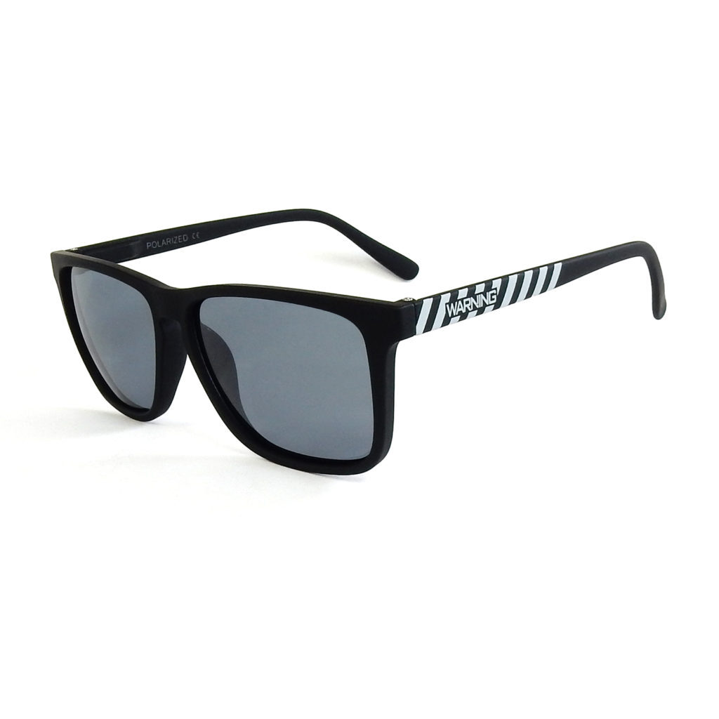 RECOIL Black Soft x Light Black Smoke Polarized ・vidg00402(偏光レンズ)