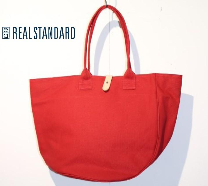 REAL STANDARD/リアルスタンダード ORDINARY HELMET BAG(RED) PA1403
