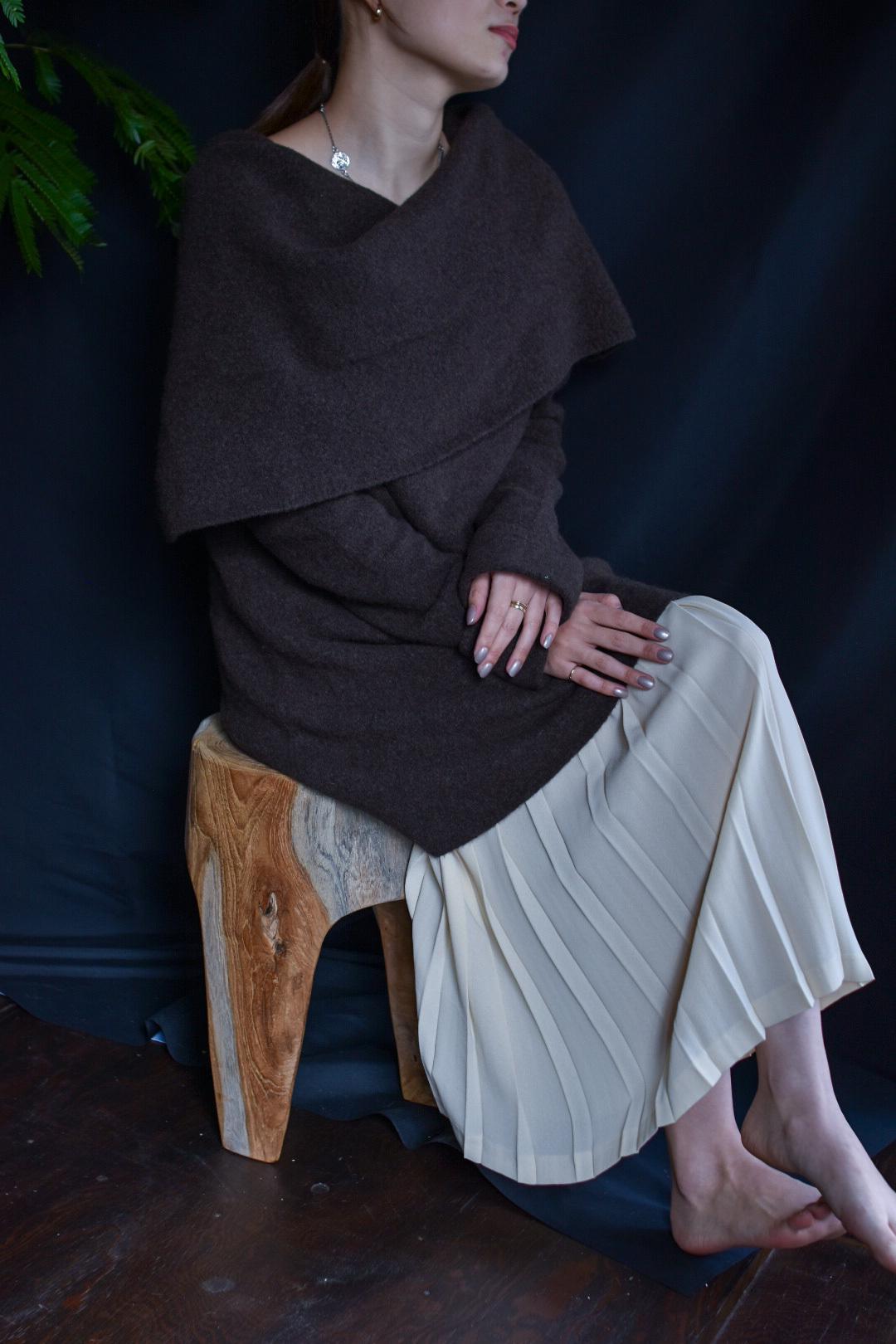drape knit
