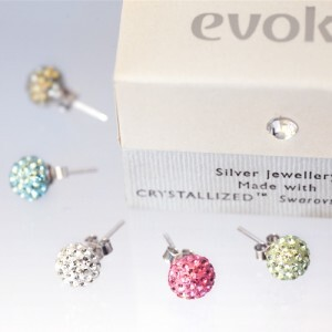 evokeSilver ピアス ボール スモール(EES001)