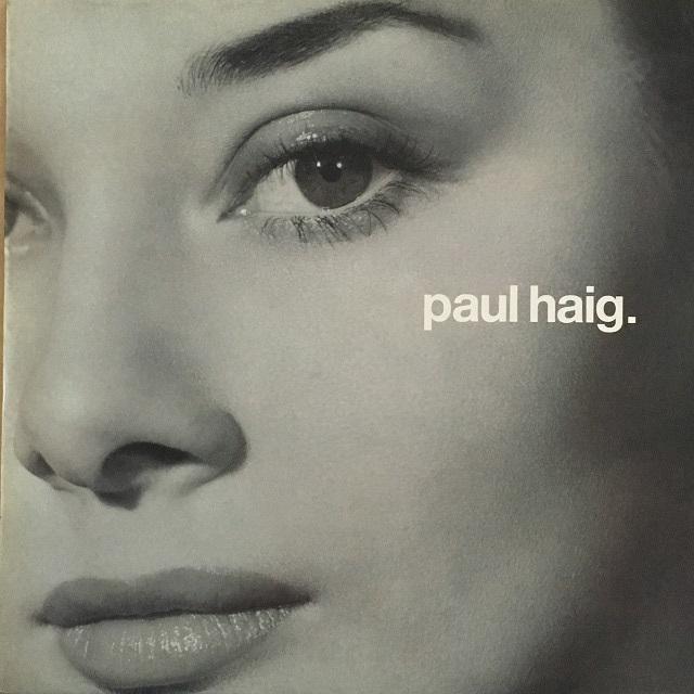 【LP・英盤】Paul Haig / Chain