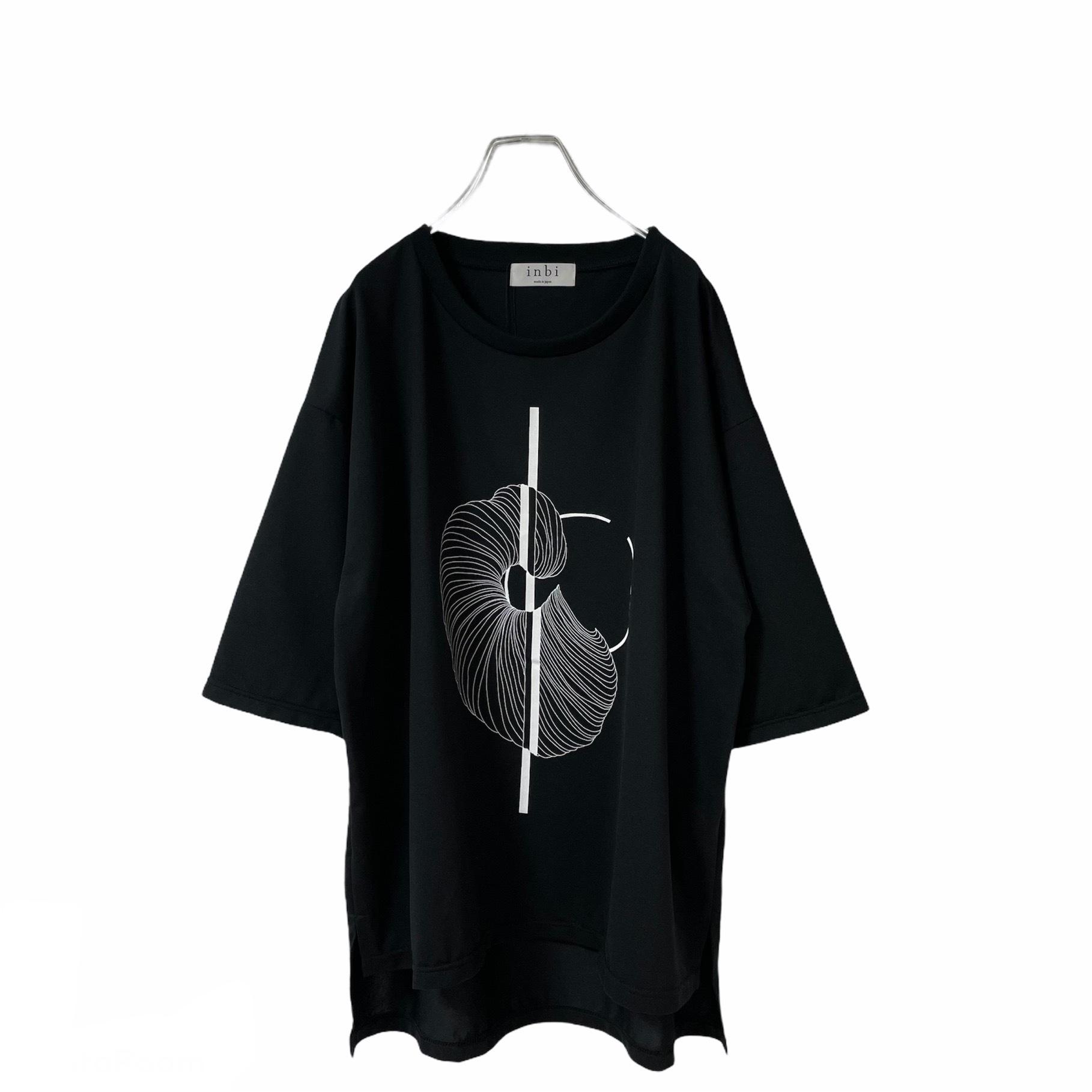 Basic-T-shirts  (black/inbi gp3)