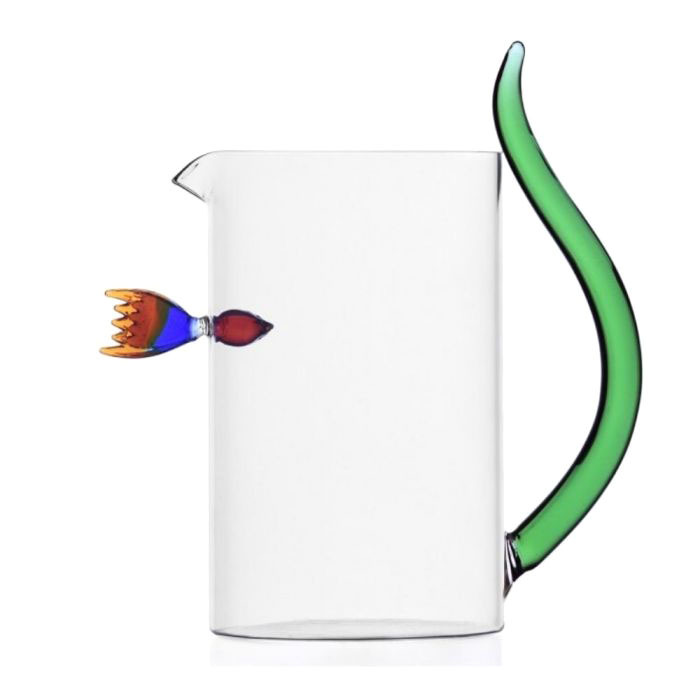 pitcher fish in&out