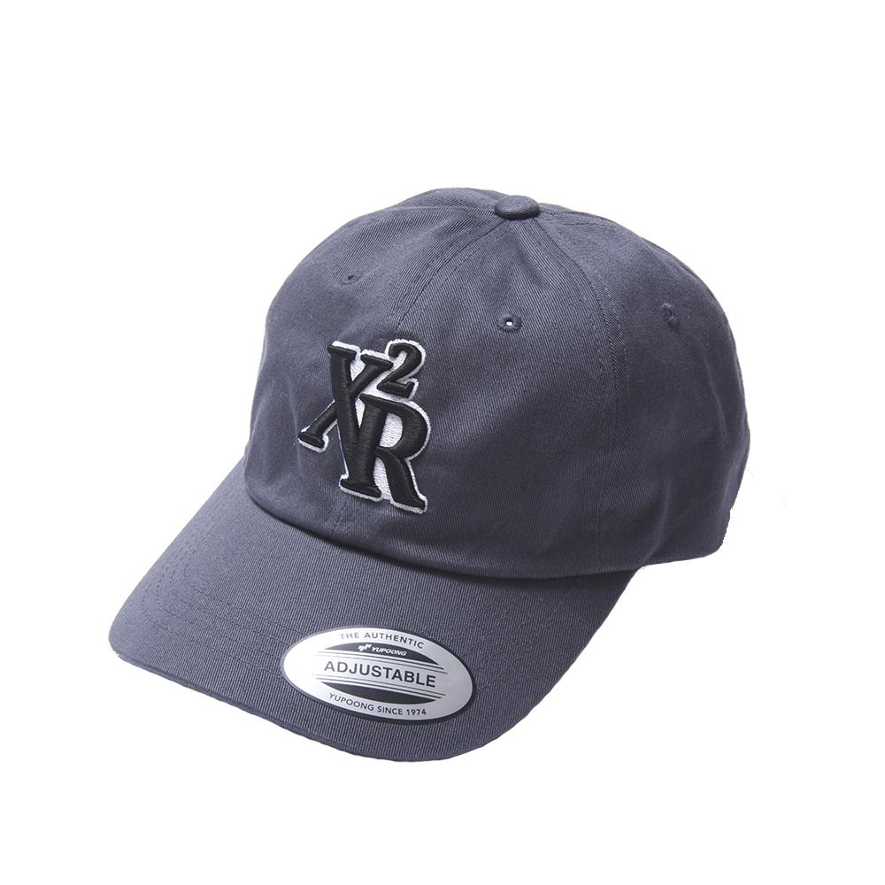 XAIREX 3D LOGO CAP(BLACK)
