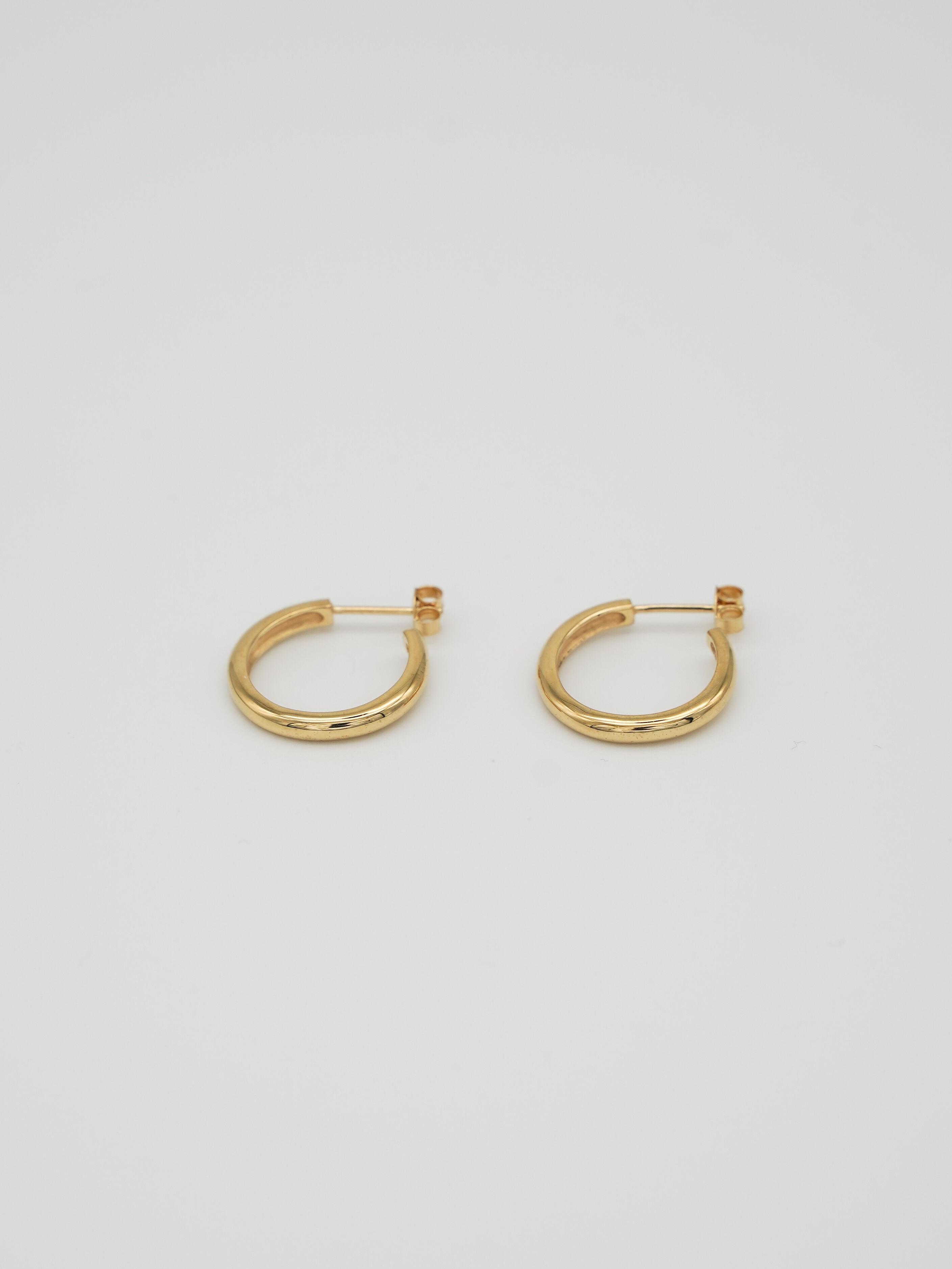 basic hoop gold(再入荷)