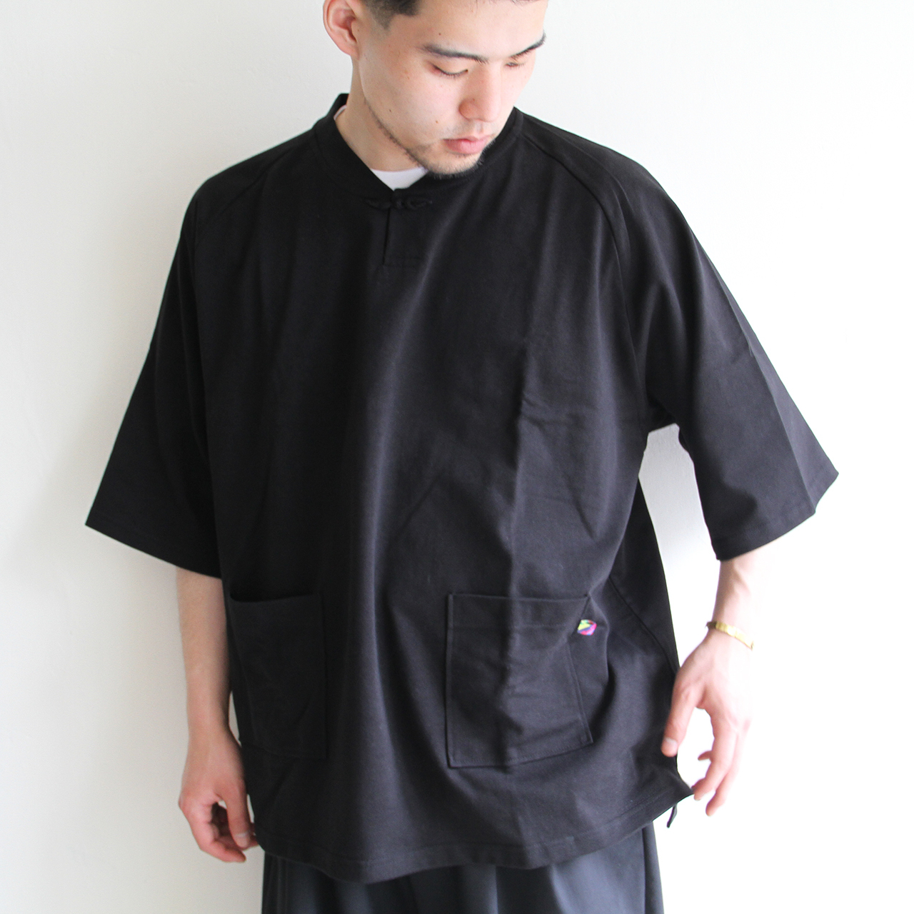 is-ness【 mens 】kung fu tee