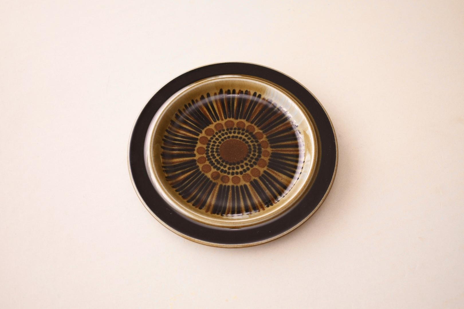 arabia Kosmos salad plate(Ulla Procope)