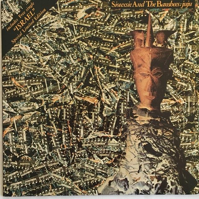 【LP・米盤】Siouxsie and The Banshees / Juju