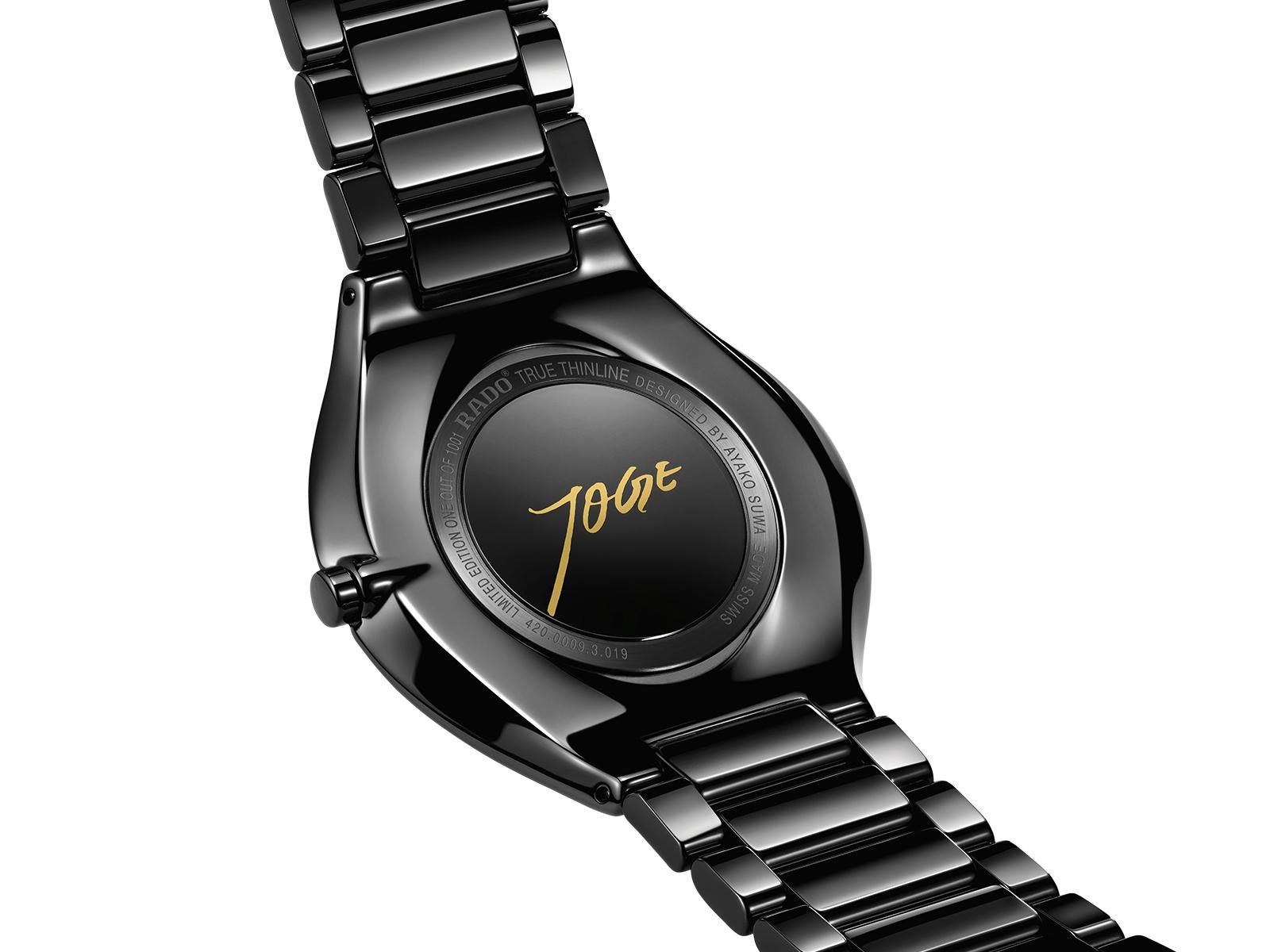 【RADO ラドー】True Thinline TOGE シンライン トゲ 1001本限定/国内正規品 腕時計