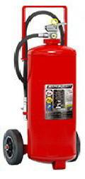 蓄圧式粉末ABC消火器50型 ハイパークイーン
