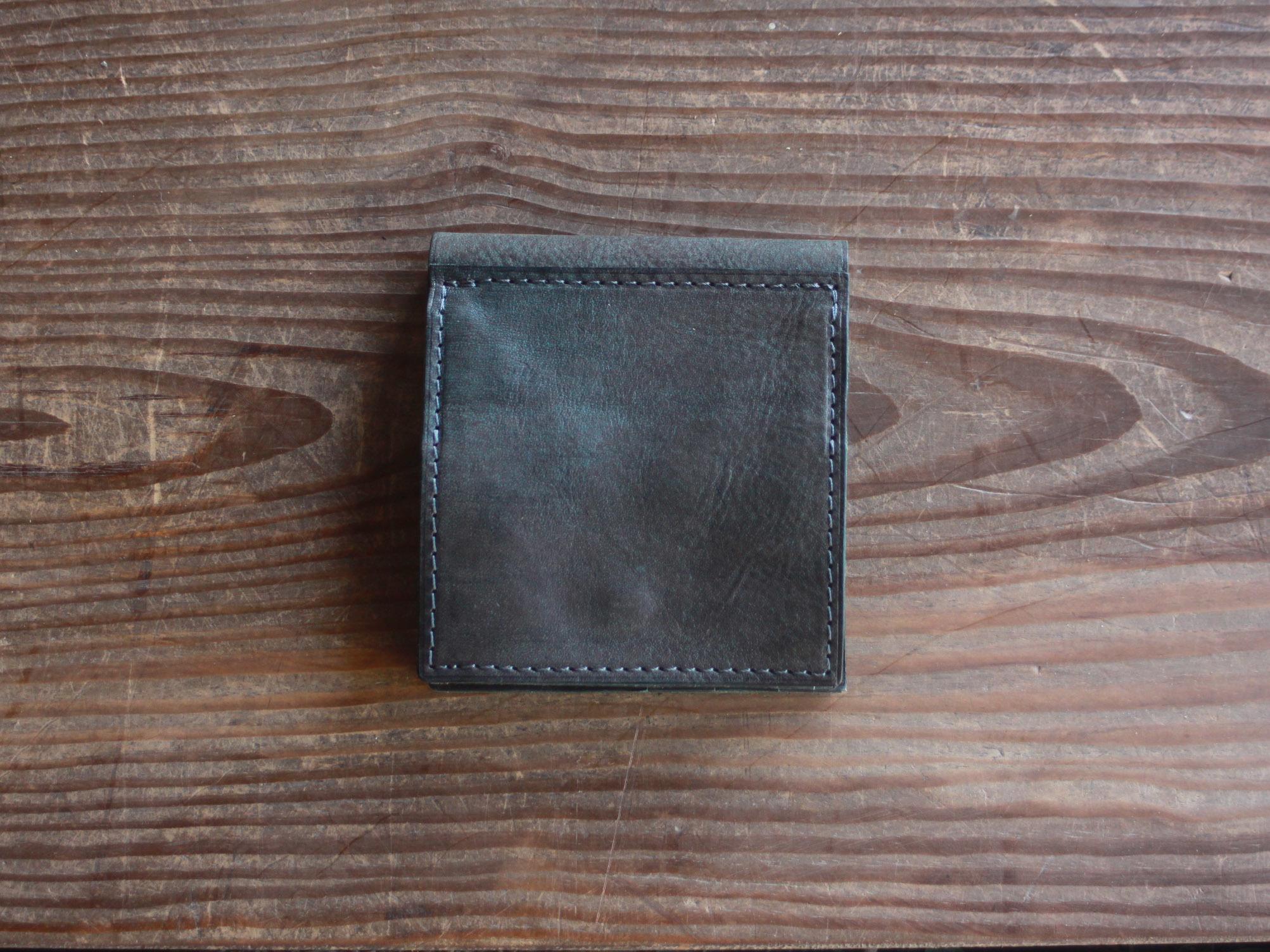 [quadrato] half wallet / 二つ折り財布