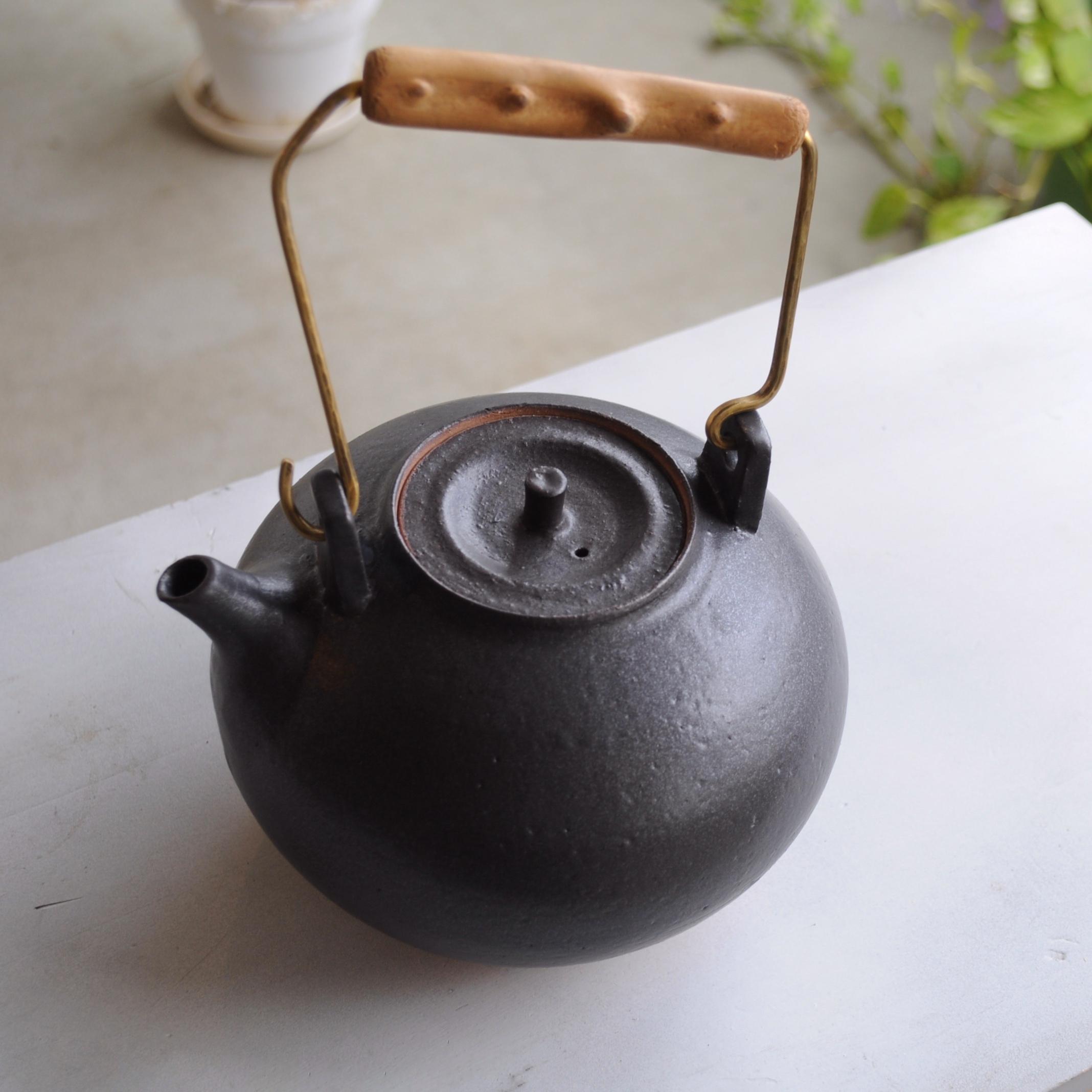 橋爪香代さん | 土瓶(直火用)