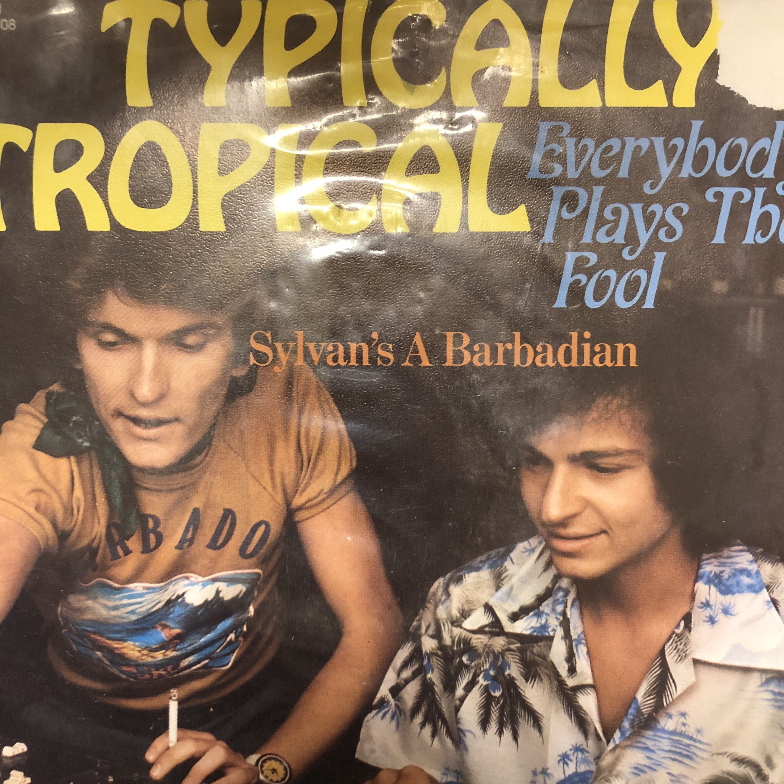 Typically Tropical - Everybody Plays The Fool【7-20494】