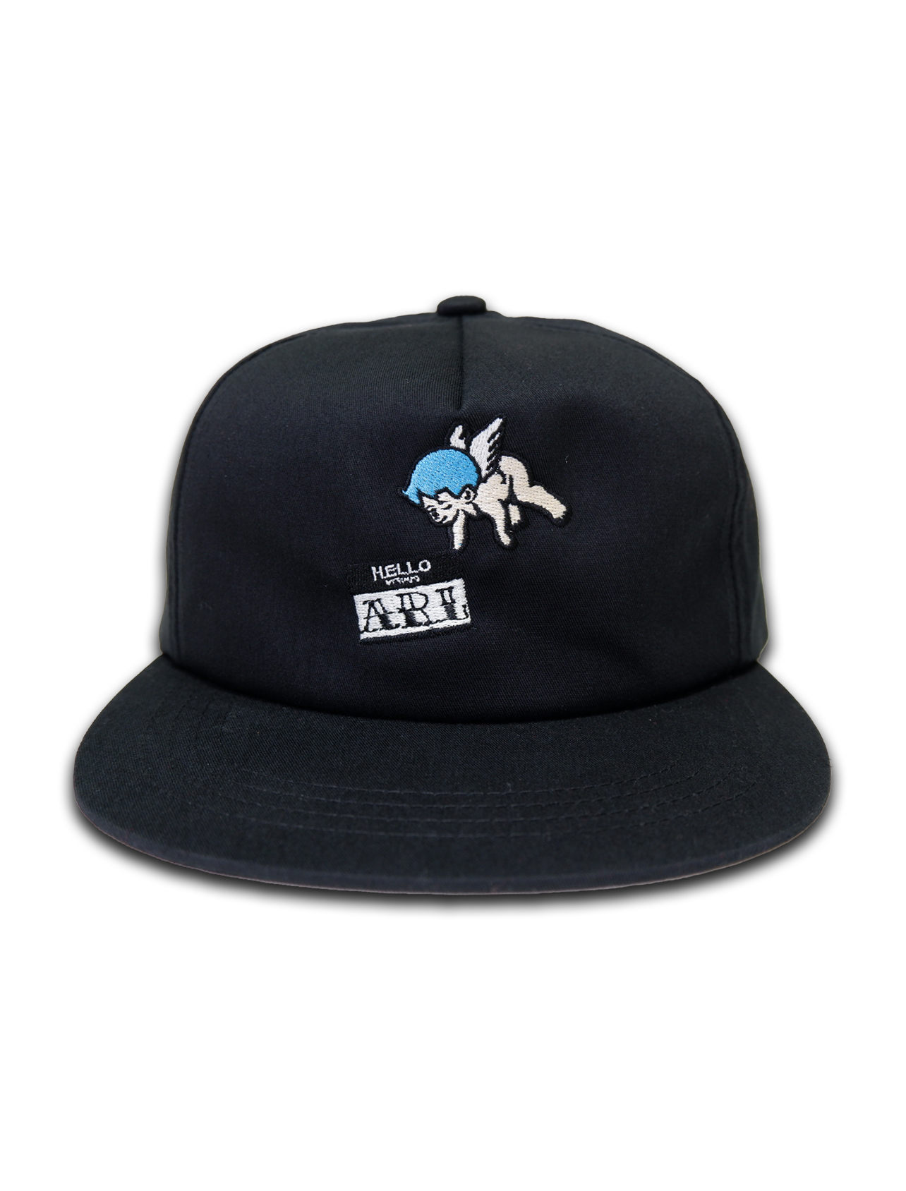 ANGEL MISCHIEF CAP black