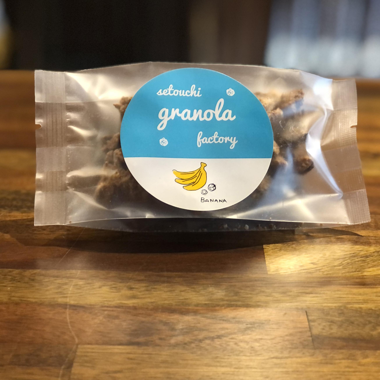 メープルグラノーラクッキー 恵 バナナ