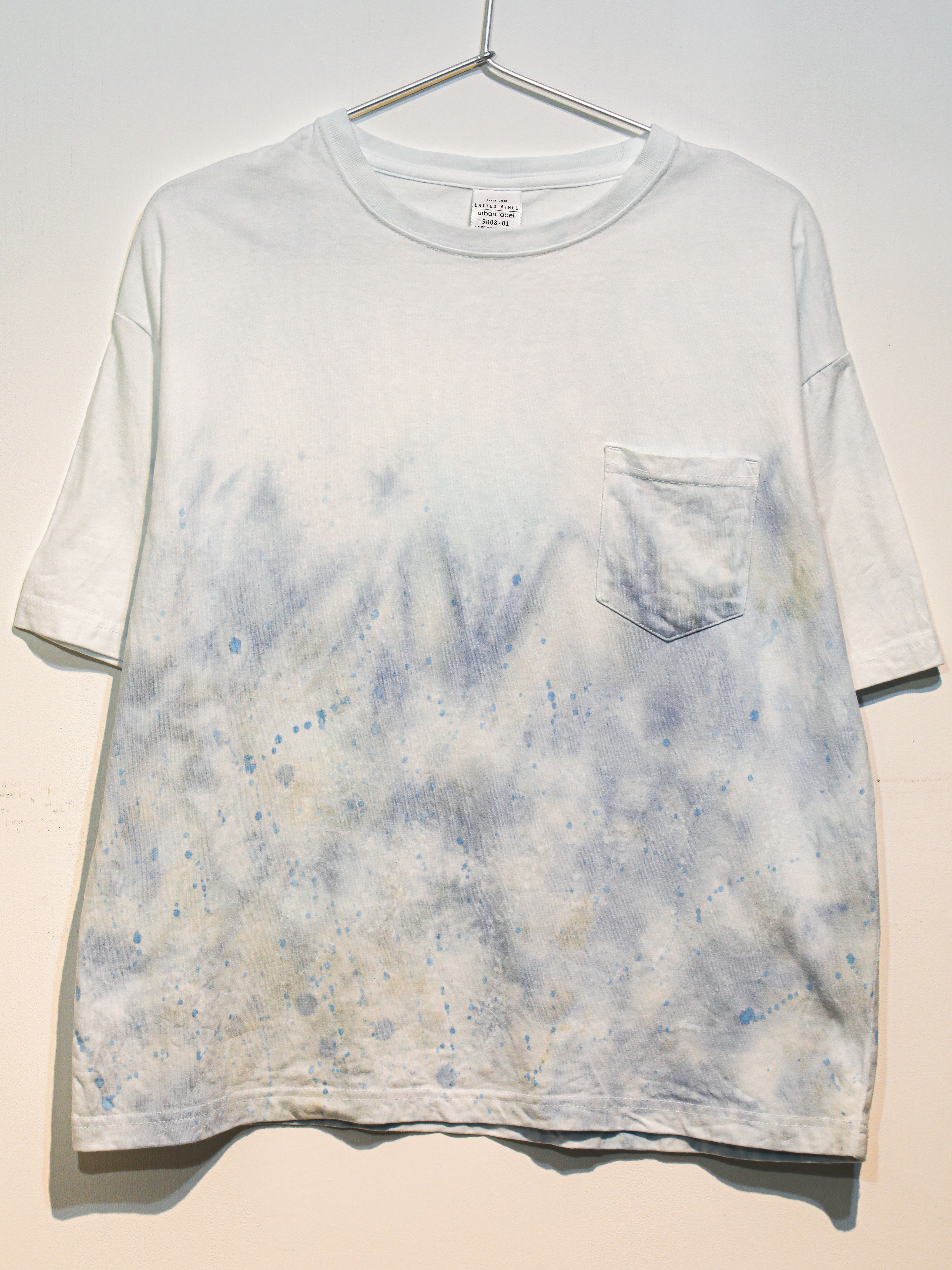 Dyeing T-shirts   S DT-13