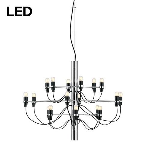FLOS-MOD.2097 LED 18灯 クローム(専用ランプ)【要電気工事】