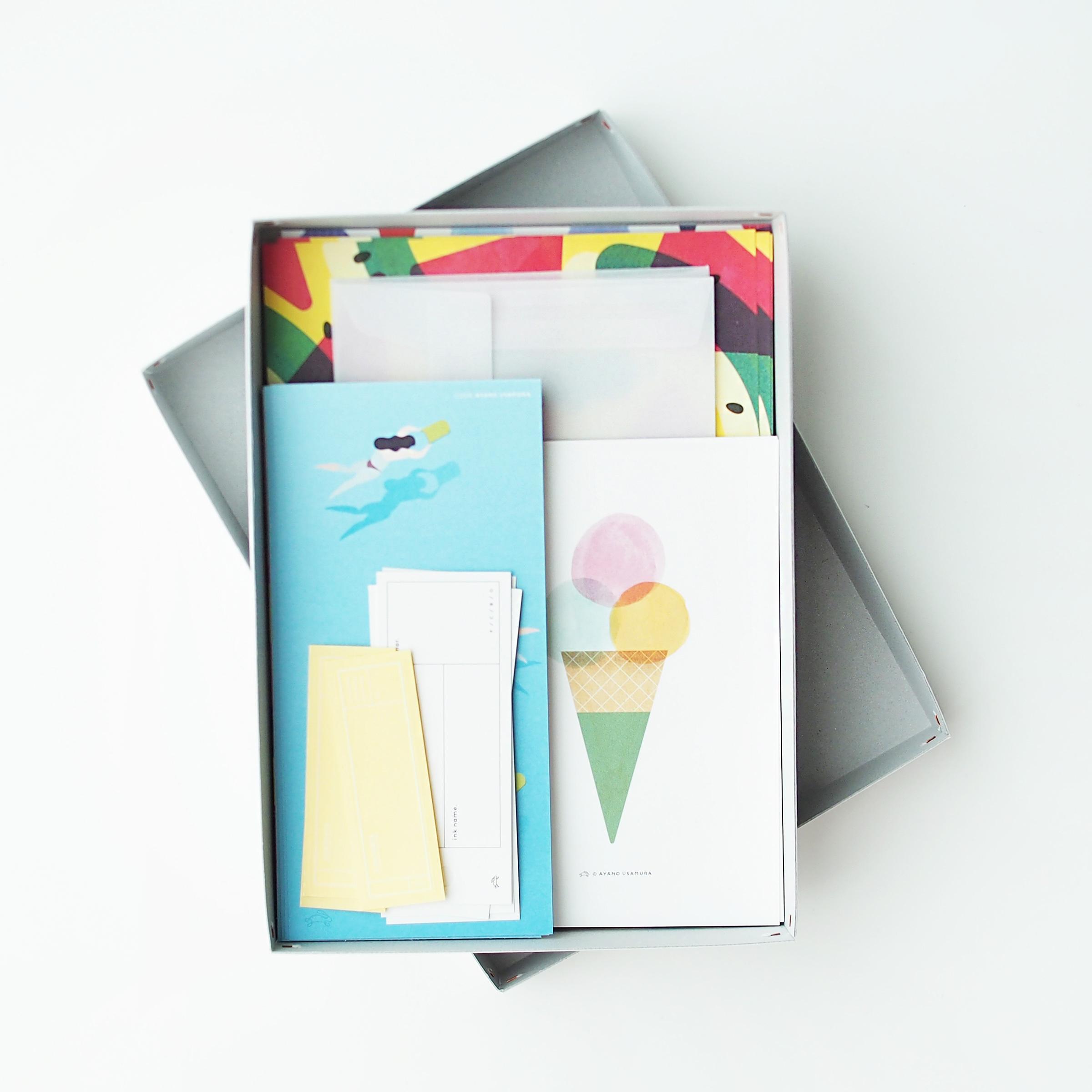 [ 販売終了 ]  SPECIAL BOX スイカの贈り物  [ 2020 / Summer ]