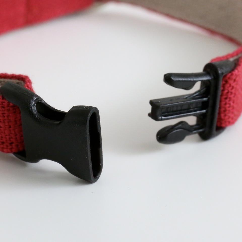猫の首輪(Red)