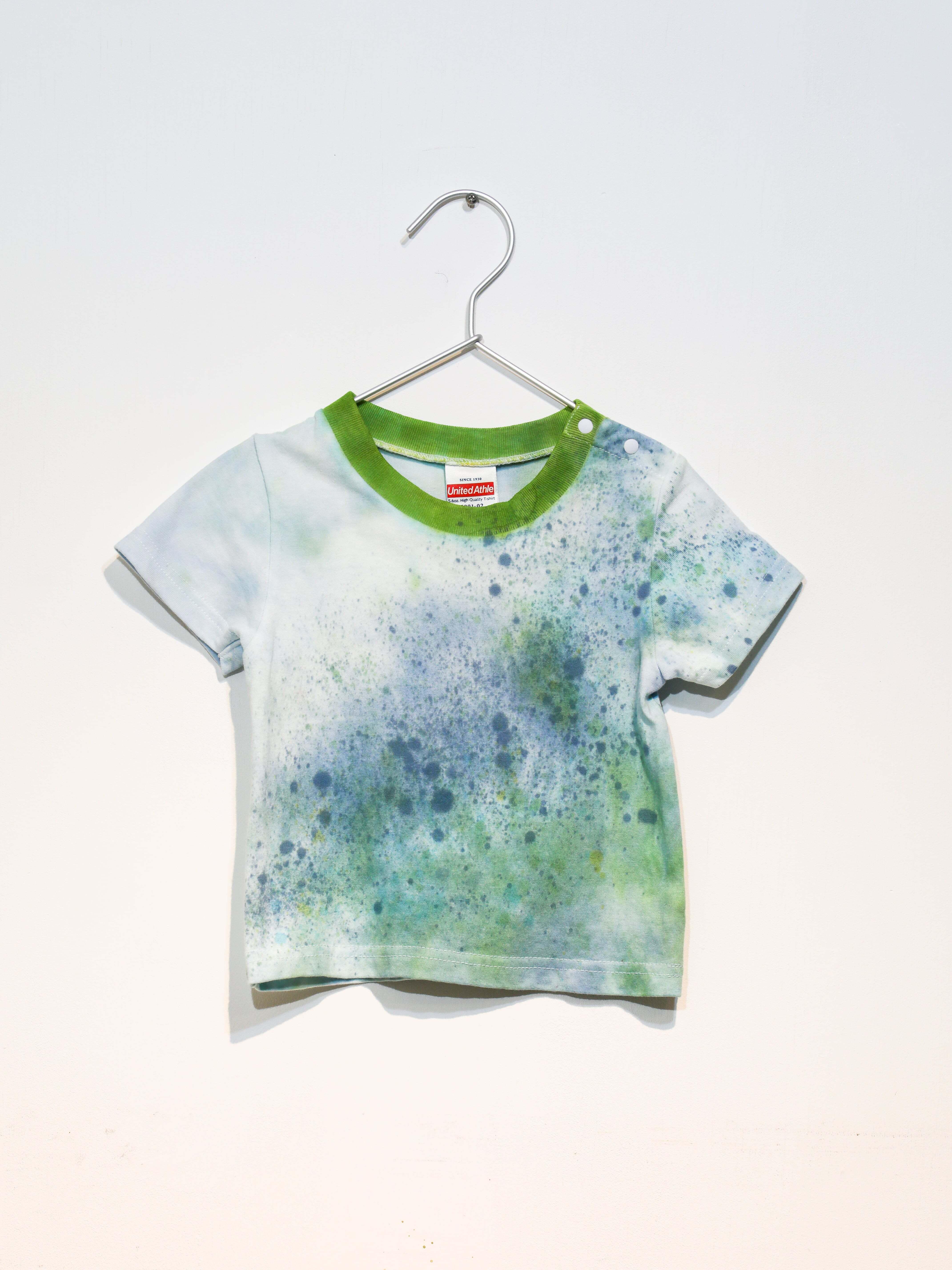 Dyeing T-shirts   90 DT-03