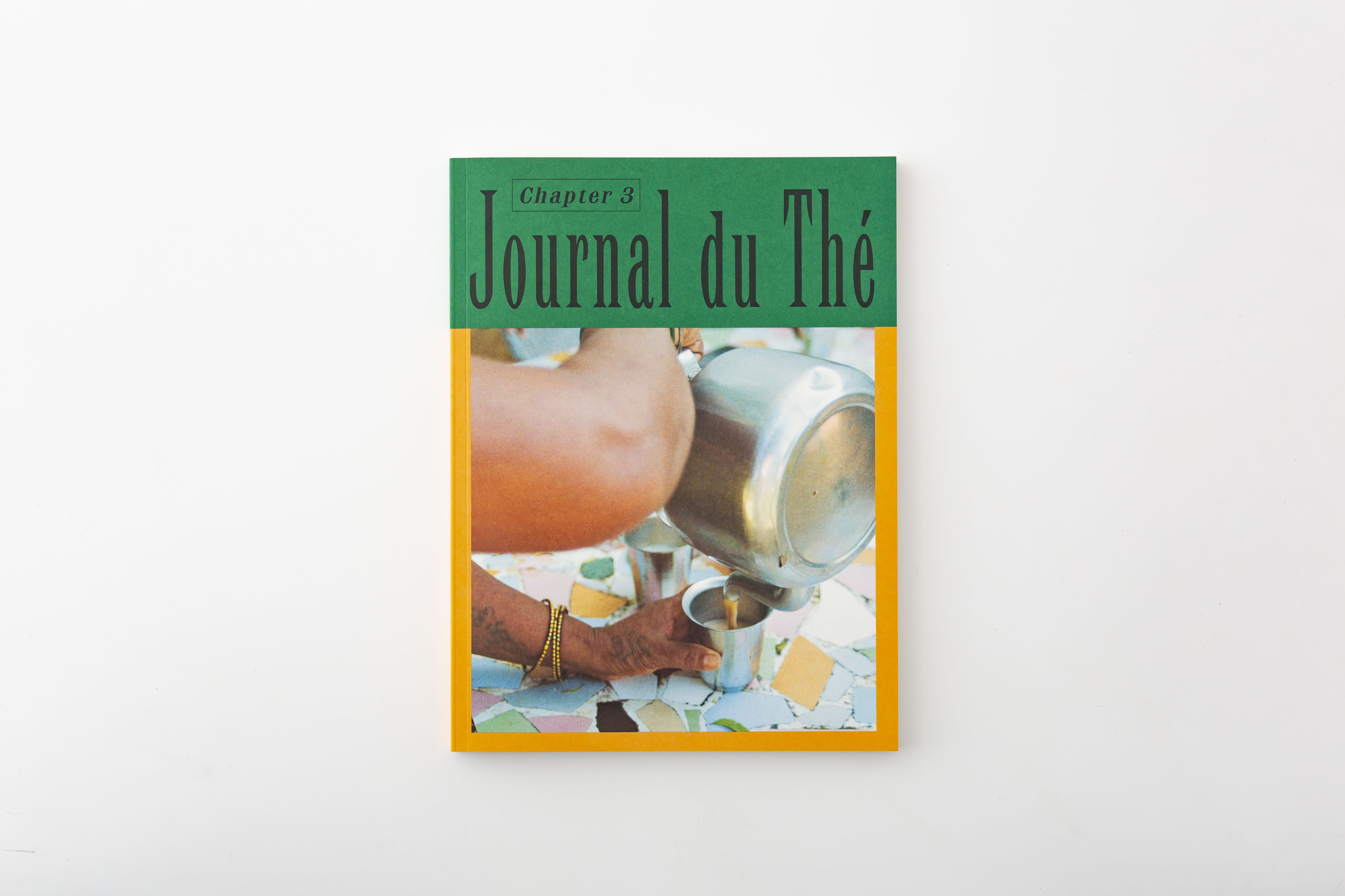 Journal du Thé, Chapter3 / Poetic Pastel Press