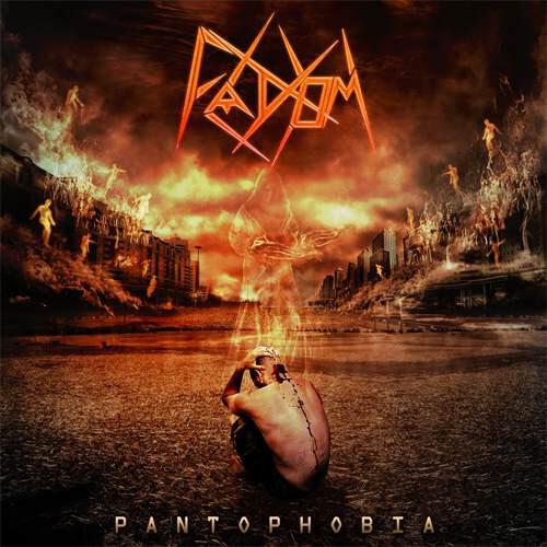 "FADOM ""Pantophobia"" (輸入盤)"
