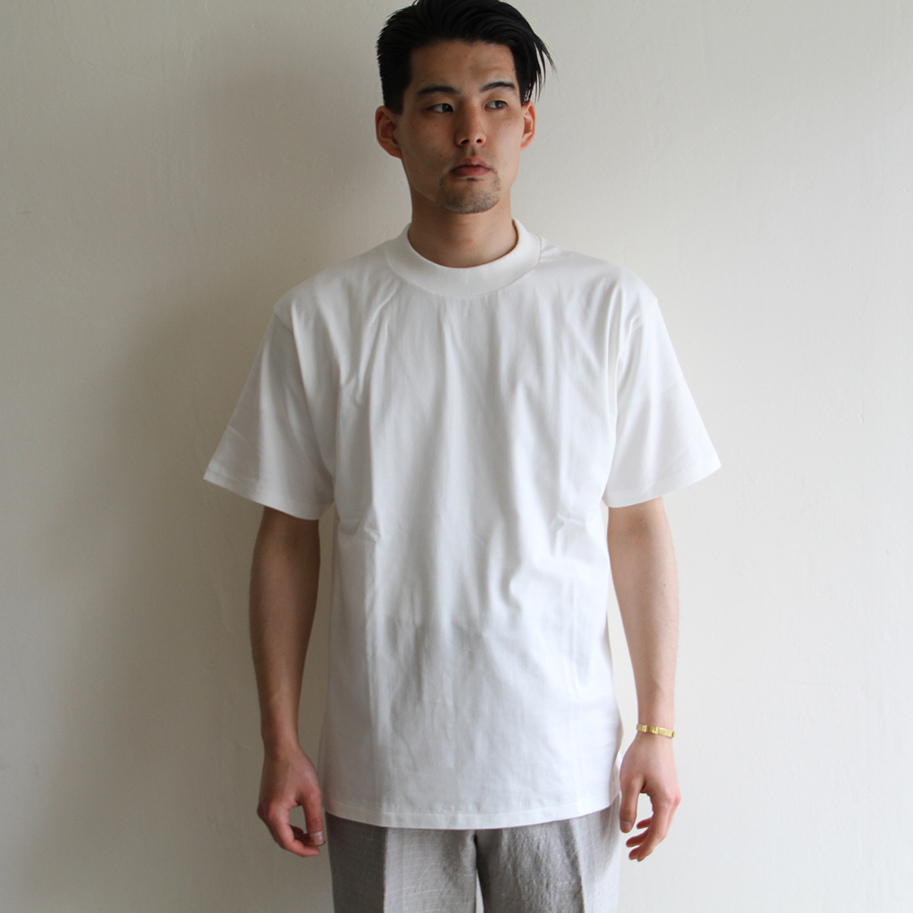KAPTAIN SUNSHINE【 mens 】crew neck tube tee