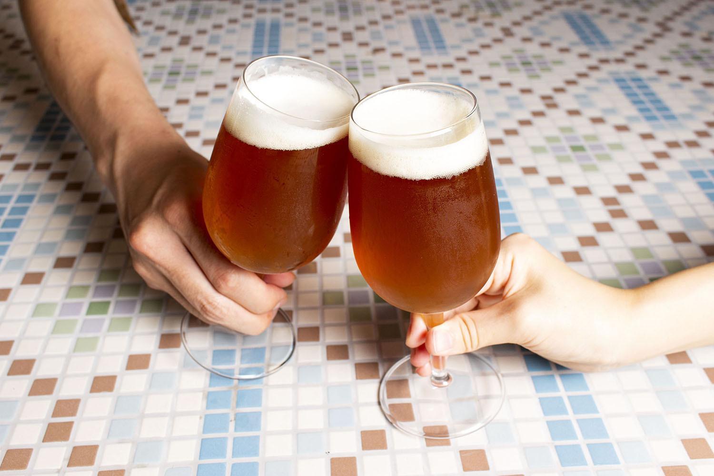 【キャンペーン価格】YOKOHAMA Groovy Lager 330ml 5本 − 横浜ビールオリジナルグラス付 −