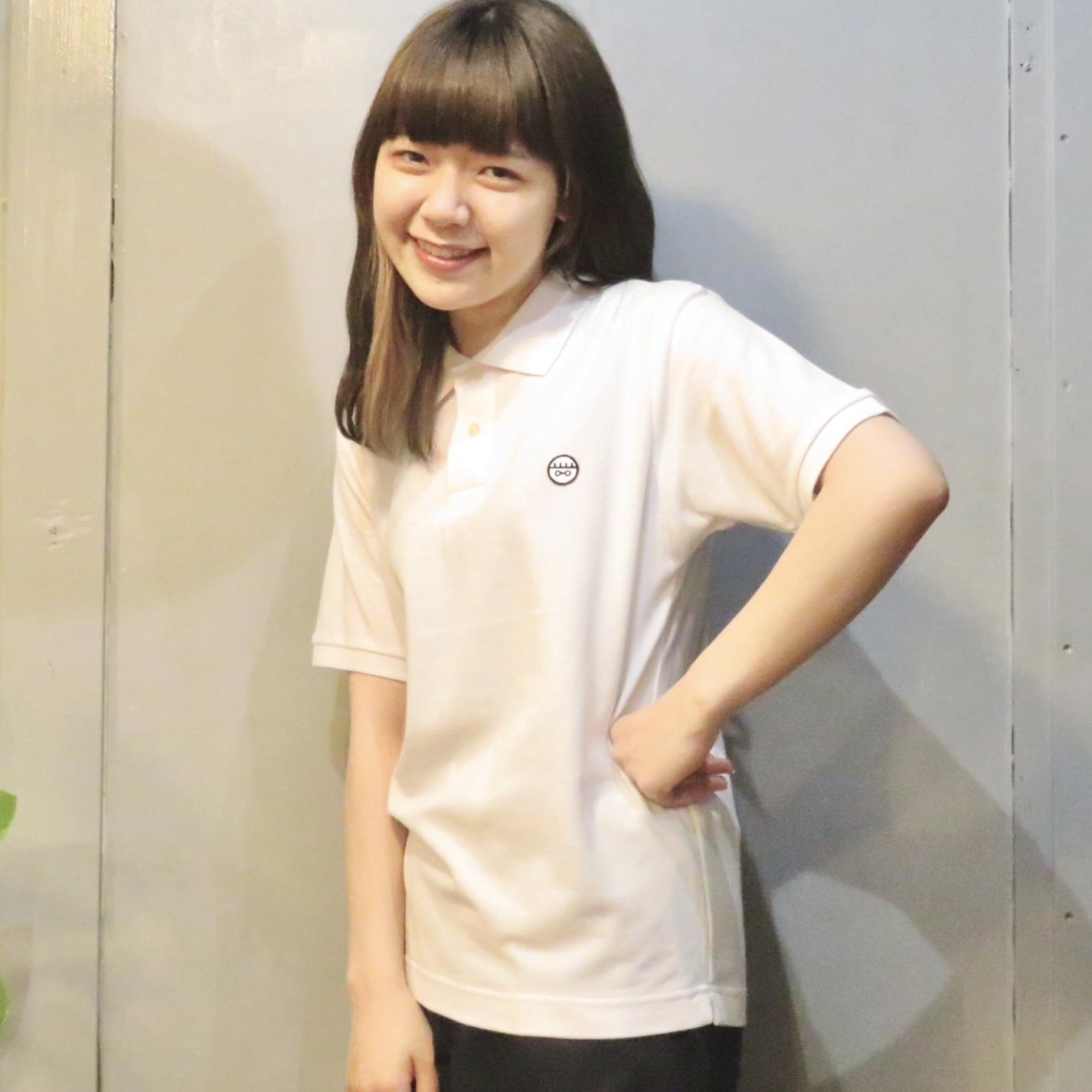 ポロシャツ《WHITE》