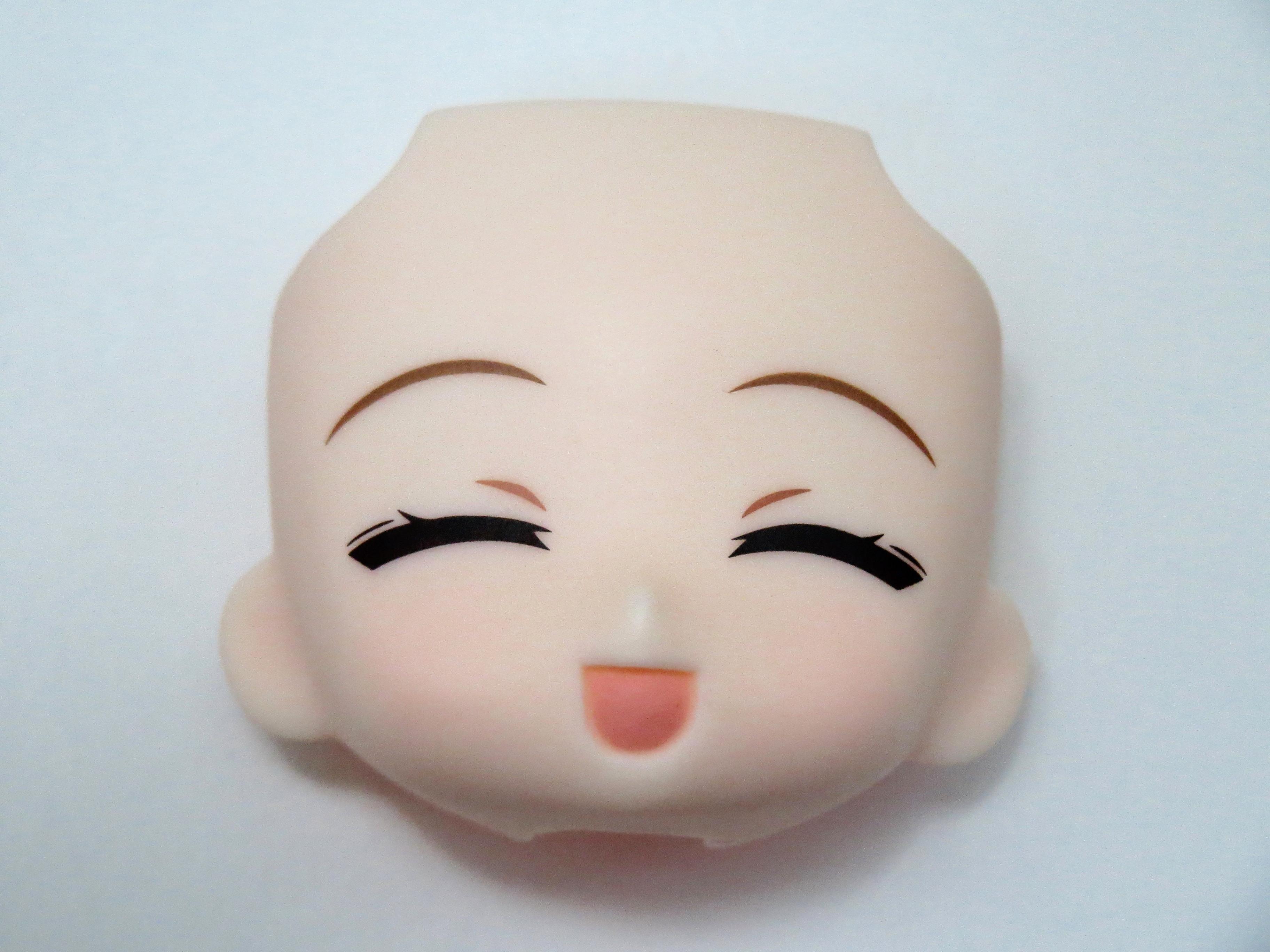 【SALE】【312】 南春香 顔パーツ 笑顔 ねんどろいど