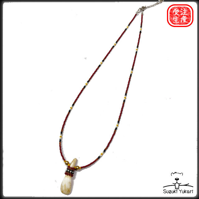 Beads Work Necklace  / BWN-002