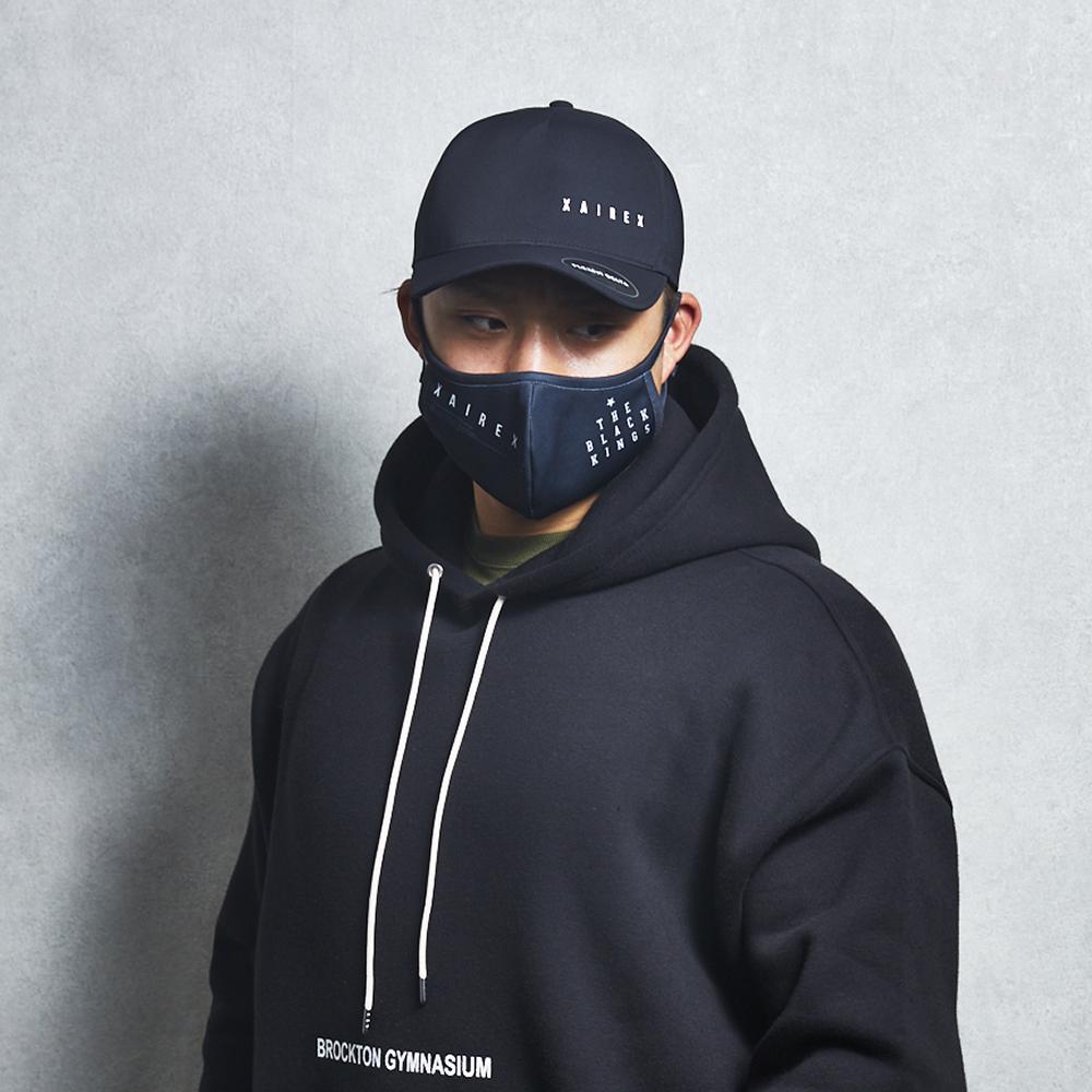 XAIREX CAP(BLACK)
